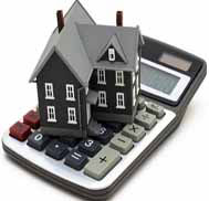 House and calculator image